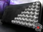クロムハーツ REC-F コーナーゼロスタッズピラミッドウォレット