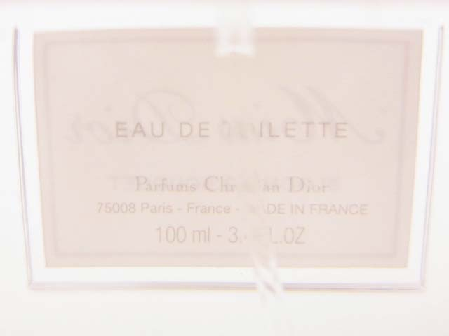 Christian Dior(クリスチャンディオール)【中古】「ミスディオール ブルーミング ブーケ オードトワレ」香水/100ml/2点セット
