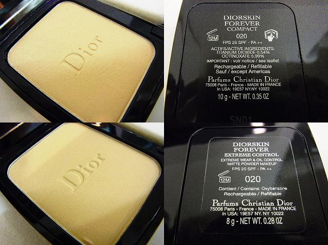 Christian Dior(クリスチャンディオール)【未使用】ファンデーション・グロス/コスメ4点セット