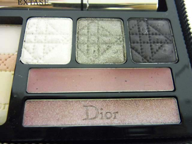 Christian Dior(クリスチャンディオール)【中古】「カナージュクチュールコレクション」メイクパレット