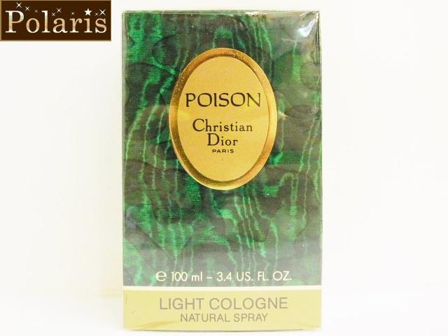 Christian Dior(クリスチャンディオール)【未開封】「プワゾン オーデコロン」香水/100ml