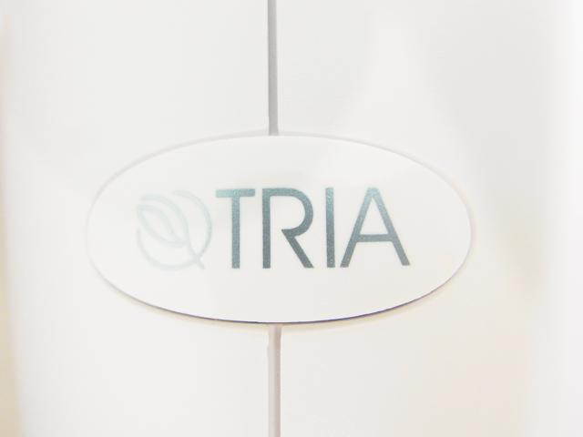 TRIA(トリア)【本物】「パーソナルレーザー脱毛器 旧型」家庭用脱毛器/白×水色