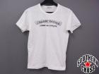 クロムハーツ×コムデギャルソン ロゴプリントTシャツ OT-T028 M