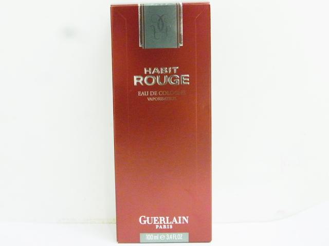 GUERLAIN/ゲラン ハビットルージュ オーデコロン 香水 100ml