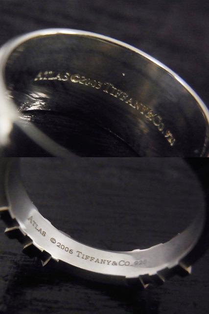 ティファニー アトラス/オープンクロス 指輪/ネックレス 4点SET