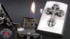 CHROME HEARTS/クロムハーツ【定価30万円↑↑】ZIPPO/フィリグリークロス