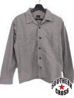 TENDERLOIN/テンダーロイン【サイズS】ワークシャツ/グレー系