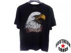 TENDERLOIN/テンダーロイン【サイズS】Tシャツ/ブラック/イーグル